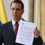 Arreaza responde a EEUU - Noticiero de Venezuela