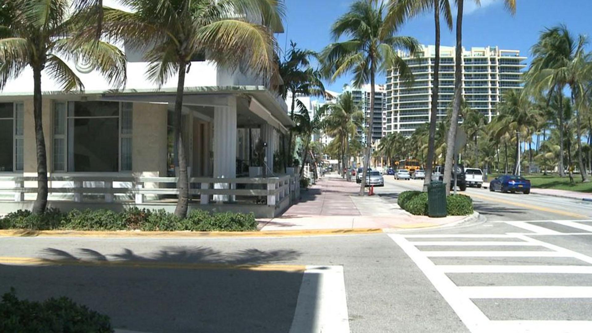 Toque de queda en Miami busca limitar la propagación de coronavirus