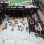 Noticiero de Venezuela - Granizada en Bogotá