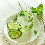 Beneficios del agua de pepino - NDV