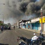 incendio en Ferrenagua
