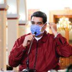 En cadena Nacional desde el Palacio de Miraflores Nicolás Maduro informó que registra hasta este domingo 77 nuevos casos de coronavirus en Venezuela - NDV