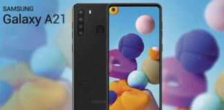 Samsung Galaxy A21 - noticiero de venezuela