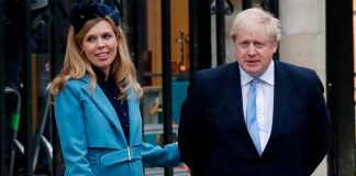 Boris Johnson anuncian el nacimiento de su hijo - NDV
