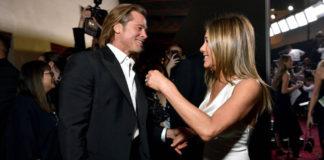 Jennifer Aniston y Brad Pitt - Noticiero de Venezuela