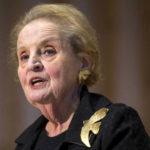 Madeleine Albright pide cooperación internacional - Noticiero de Venezuela