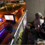 pantalla gigante recorre Bogotá - Noticiero de Venezuela