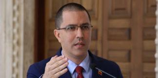 Arreaza solicitó a Michelle Bachelet - Noticiero de Venezuela