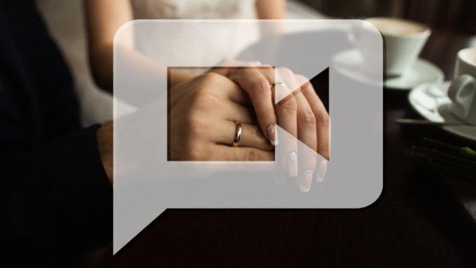matrimonios a través de Zoom - Noticiero de Venezuela