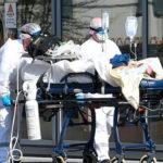 Francia llegó a 833 muertes en un día