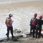 Cuerpo sin vida en río Guaire-Noticierodevenezuela