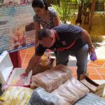 Hesperia WTC Valencia donó alimentos - noticiero de venezuela