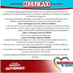 Nuevos horarios de circulación en Naguanagua