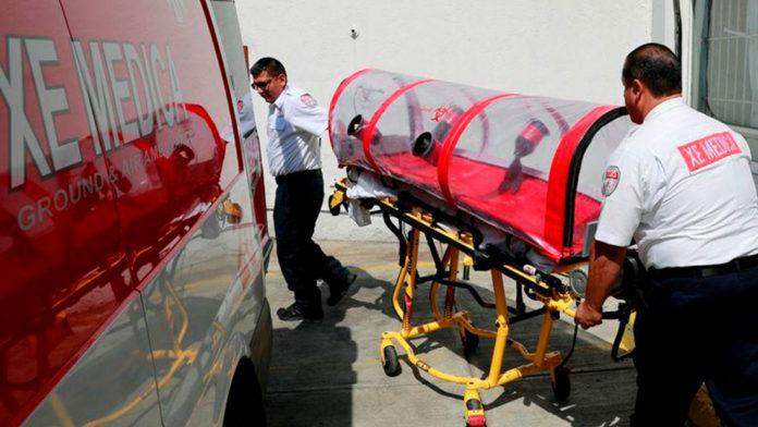 muertes por coronavirus en México