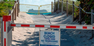 playas de Miami cerradas hasta junio - NDV