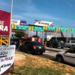 peaje exonerado en Carabobo
