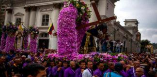 procesión nazareno de San Pablo suspendida