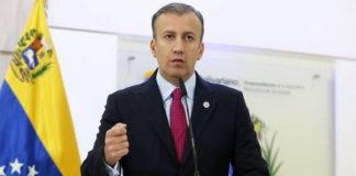 El Aissami firma acuerdo de precios - NDV