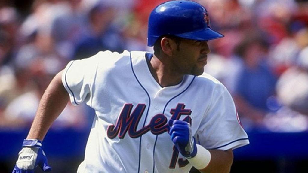Edgardo Alfonzo es el mejor camarero de los Mets de Nueva York