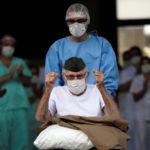 veterano de 99 años gana al coronavirus - noticiero de venezuela