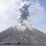 Volcán de Anak Krakatoa - NDV