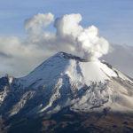 volcán Popocatépetl - NDV