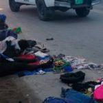 arrollados dos venezolanos en Perú - noticiero de venezuela