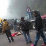 Accidente en la Colonia Tovar - Noticiero de Venezuela