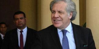 Almagro asume segundo mandato. - Noticiero de Venezuela