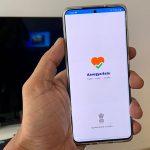 Aplicación de rastreo Aarogya Setu - NDV