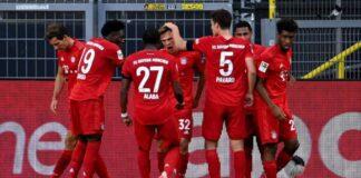 Bayern superó al Dortmund - Noticiero de Venezuela
