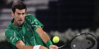 Djokovic retomó sus entrenamientos - Noticiero de Venezuela
