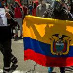 Ecuador protestas medidas económicas