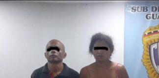 Imputados asesinos de bebe en Guarenas - Noticiero de Venezuela