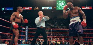 Mike Tyson y Evander Holyfield - Noticiero de Venezuela
