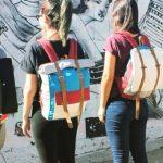 Crean mochila para evitar el coronavirus - NDV