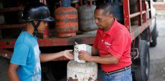 Precios del gas doméstico en Carabobo - Noticiero de Venezuela