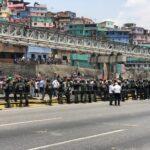 Protestas en Petare - Noticiero de Venezuela