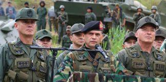 ejercicios militares Escudo Bolivariano - Noticiero de Venezuela
