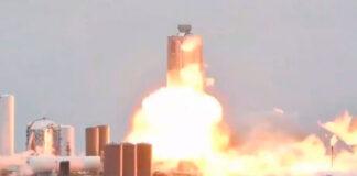 Starship de SpaceX explotó - ndv