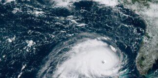 tormenta Arthur - NDV
