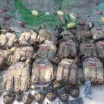 En horas de la tarde de este lunes 4 de mayo, fueron capturados dos mercenarios más involucrados en la incursión militar en las costas del estado Aragua - ndv