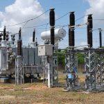 Incendio en subestación eléctrica en la ARC - NDV