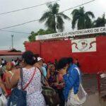fugadas cuatro reclusas en carabobo - NDV
