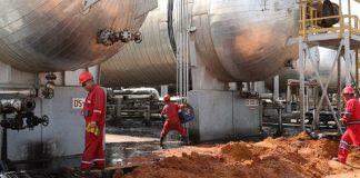 Reportan derrame de petróleo - noticiero de venezuela