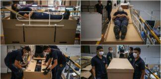 empresa colombiana fabrica camas de cartón - Noticiero de Venezuela