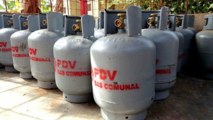 pago de gas doméstico en dólares - NDV