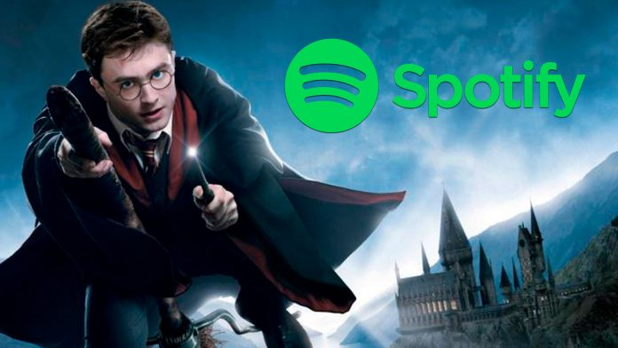 Harry Potter en Spotify - ndv
