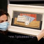 italiana ganó una obra de Picasso en una lotería - Noticiero de Venezuela