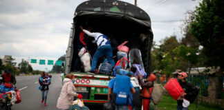 refugiados venezolanos - ndv